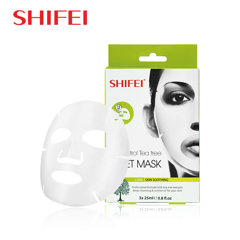 Tea Tree Oil Control Sheet Mask